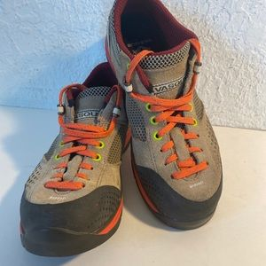 Vasque Women's Brown Athletic Hiking Shoes US 8M